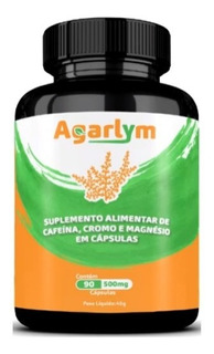 Agarlym Emagrecedor Fit + Eficaz Q Slim Blue Loss + Brinde