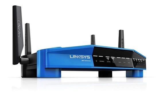 Router Linksys Wrt3200acm Ac3200 Wi-fi Mu-mimo Ultra Smart