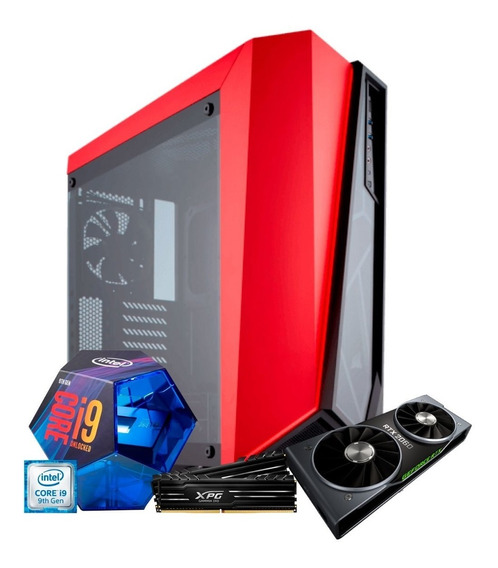 Pc Gamer Itx I9 9900k Geforce Rtx 2060 8gb Mem 8gb Ssd 240gb