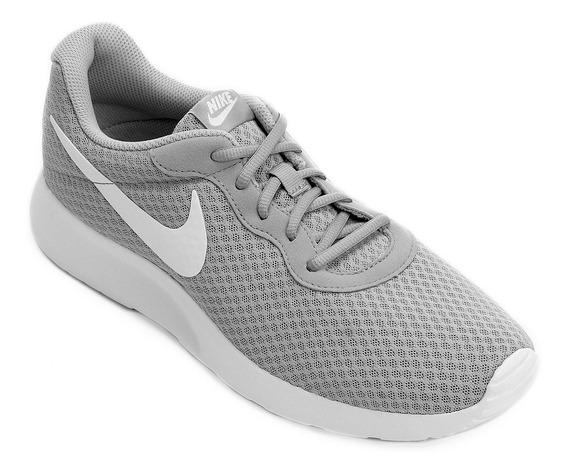 Nike Tenis 812654010 Tanjun Cinza - Original - Eq