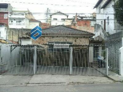 Casa Térrea, Vila Mariana, 500 M Metro Santa Cruz. - Rb5542
