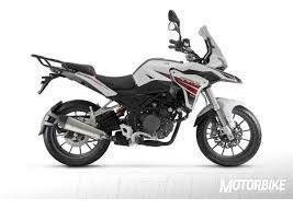 Imagen 1 de 5 de Benelli Trk 251 Abs 0 Km Disponible Moto Delta Tigre