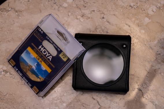 Filtro Polarizador Hoya 72mm