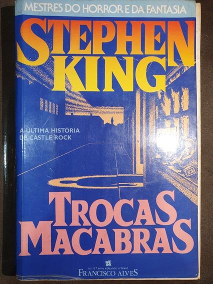 Livro Raro Do Stephen King, Trocas Macabras