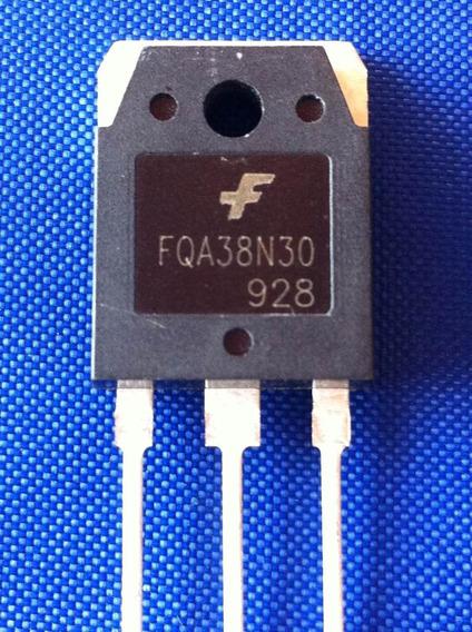 Fqa38n30 Fda38n30 Original (300vx38,4a) Kit Com 4 Peças Novo