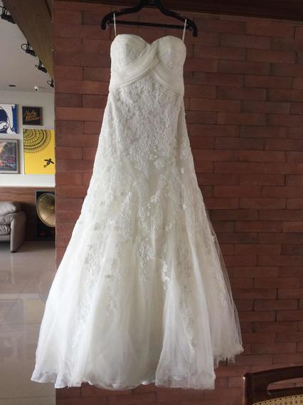 Vestido De Noiva Pronovia Usado