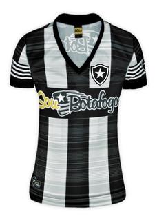 Camisetas Femininas Baby Look De Times Brasileiros 2019