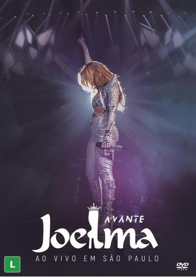 Joelma - Avante Ao Vivo Em São Paulo Dvd