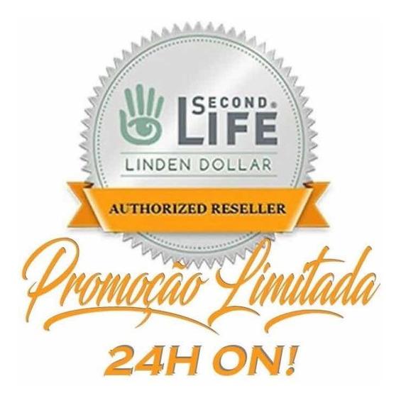 Second Life - 2.000 Lindens (2k) - Entrega Imediata!