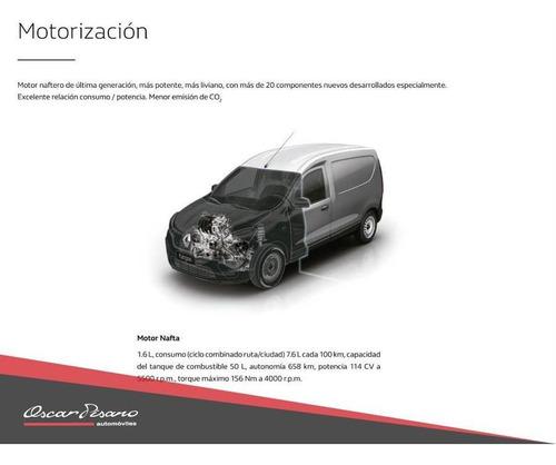 Renault Kangoo Comfort 1.6 2021 0km