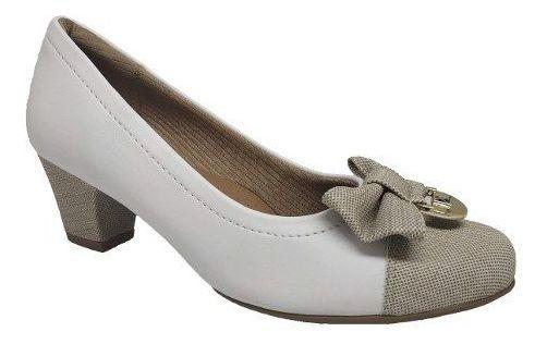 Sapato Feminino Confortável Casual Piccaddilly 111086