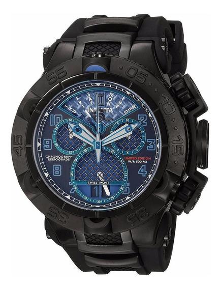 Relógio Invicta Masculino Jason Taylor Chronograph 22283bwb
