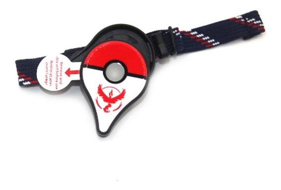 Pokemon Go Plus Pulseira Automático Nintendo-vermelho