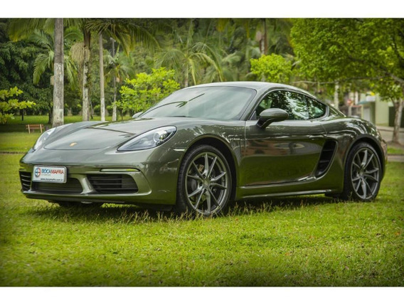 Porsche Cayman 718 2.0 300 Cv