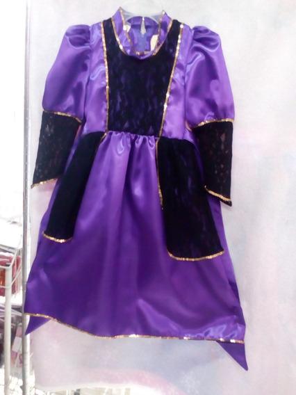Disfraz De Catrina En Varios Diseños Y Colores