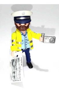 Playmobil Policia De Peaje Serie 13 Sobres Fotos Reales