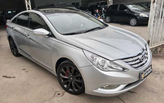 Hyundai Sonata 2.4 16v 182cv Gasolina 4p Automático