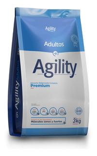 Agility Perro Adulto X20kg Envíos A Todo País