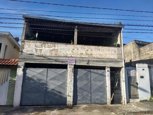 Sobrado À Venda, 2 Quartos, 3 Vagas, Vila Flórida - Guarulhos/sp - 337