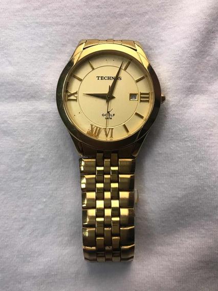 Relógio Technos Golf 5atm Original *leia A Descrição