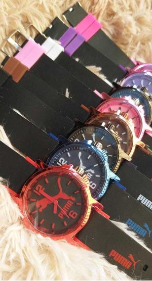 Relógios Em Atacado Kit Com 05