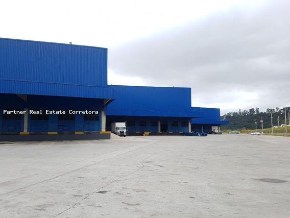 Galpão Para Locação Em Cajamar, Ypês, 4 Banheiros, 10 Vagas - 2241loc
