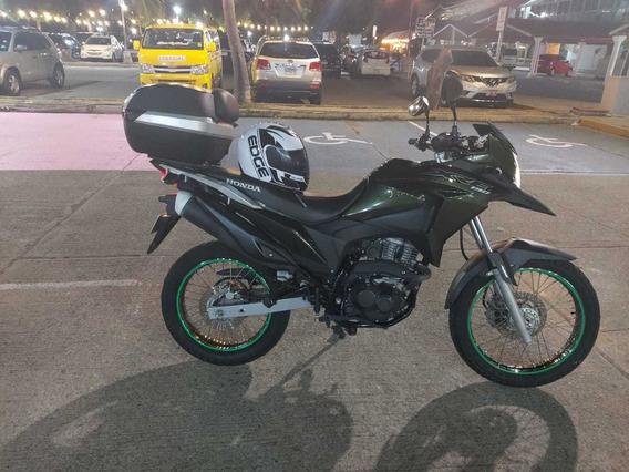 Moto Honda Xre190