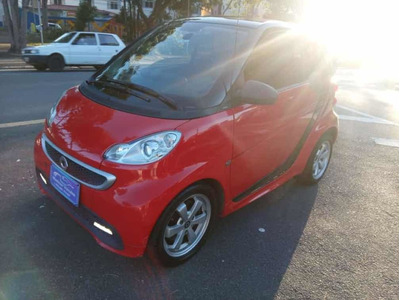 Smart Fortwo Coupe 62 2010 Turbo