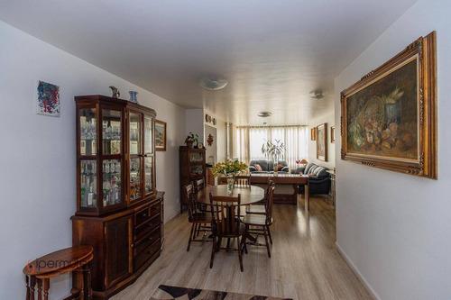 Ótimo Apartamento Com 3 Dormitórios À Venda, 130 M² - Panamby - São Paulo/sp - Ap1994