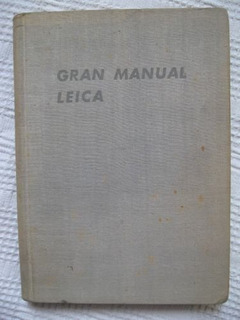 Gran Manual Leica N° 2 - Andrews Matheson