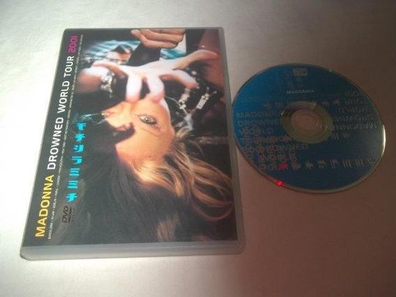* Dvd - Madonna - Drowned World Tour - Pop Internacional