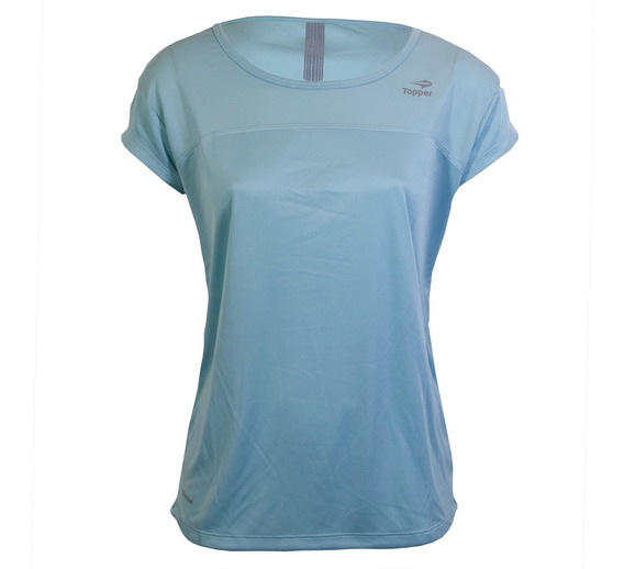 Remera Topper Mc Trng C-rec Mujer