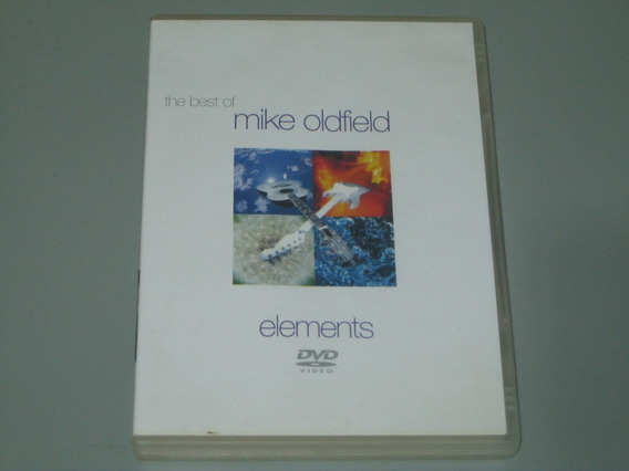 Elements - The Best Of Mike Oldfield - Dvd