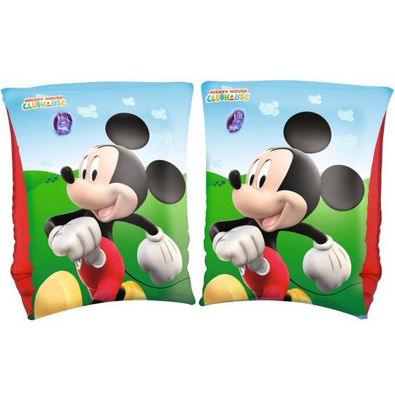 Boia De Braço Bestway Disney Minnie/mickey