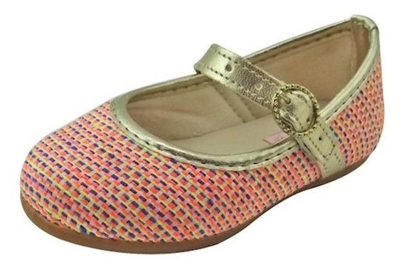 Sapato Boneca Baby - Colorida