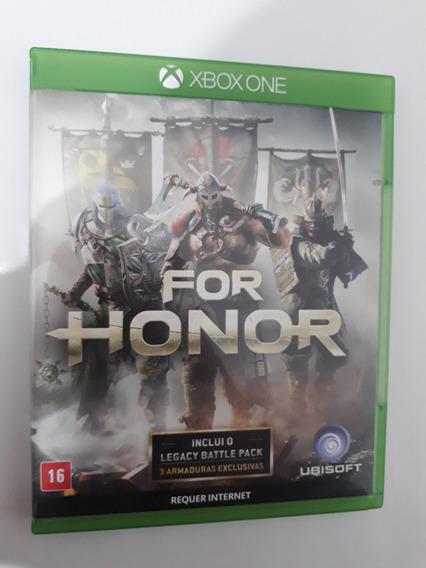 For Honor Xbox One Em Português Física Carta Registrada