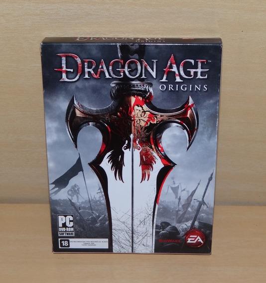 Dragon Age - Origins Edição De Colecionador / Collector - Pc