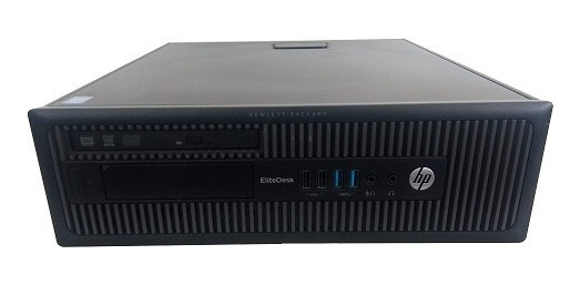 Cpu Hp 800 Gi 8gb Ram Ddr3 Wind 10 Hd 1tb Core I5