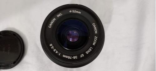 Lente Canon Ef 38-76mm