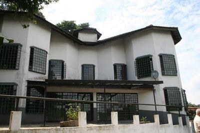 Chácara Residencial À Venda, Casa Grande, Diadema. - Ch0001