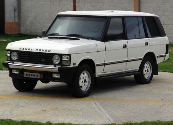 Range Rover Classic Excelente Estado Como Nueva