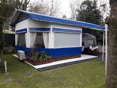 Casa Rodante En Parcela (camping Aca)