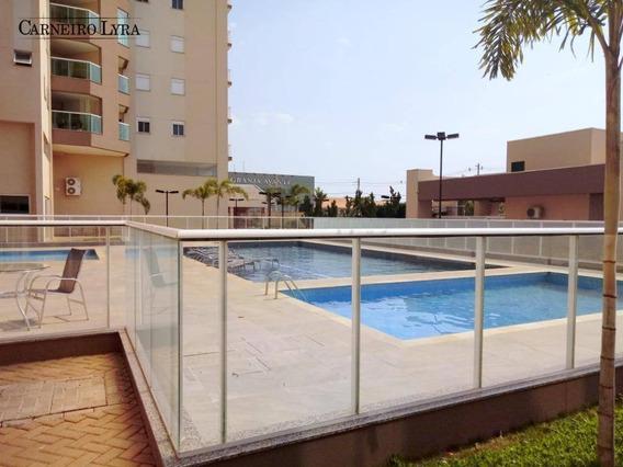 Apartamento Com 3 Dormitórios À Venda, 157 M² Por R$ 470.000 - Jardim Netinho Prado - Jaú/sp - Ap0664
