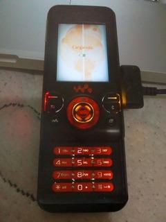 Sony Ericsson W580i Usado.