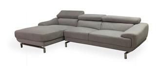 Sillon Sofa Hogar Divan Living Cama Tela 3 Plazas Tisera Gu1