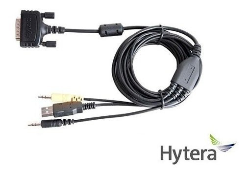 Cable De Datos Para Audio Hytera P/md786 Pc43