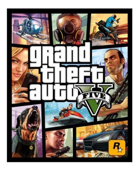 Grand Theft Auto V Para Pc