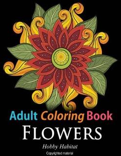 Libros Hermoso Colorear Antiestrés Relajante 34 Colección