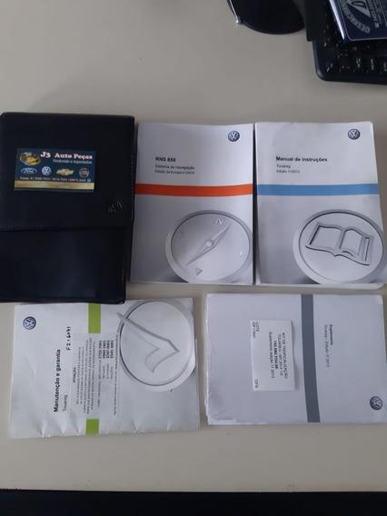 Manual Do Proprietário Vw Touareg V6 2014