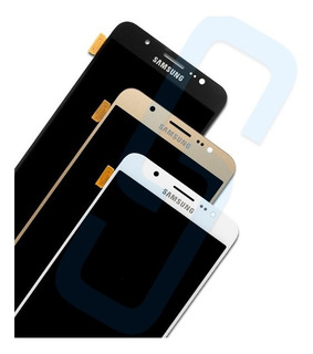 Frontal Tela Touch Samsung J7 Metal Original J710 + Película